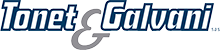 Logo Tonet e Galvani Footer
